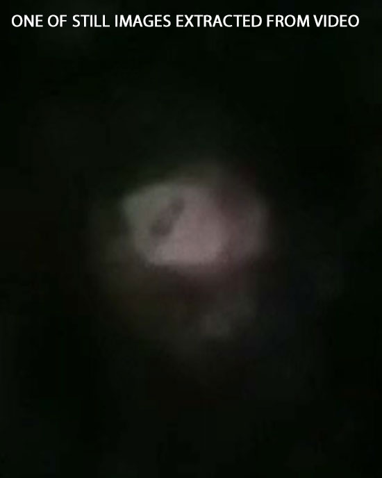 STILL IMAGE OF ONE OF FRAMES EXTRACTED FROM VIDEO.